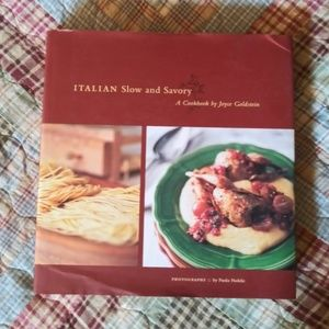 Italian Slow & Savory Cookbook